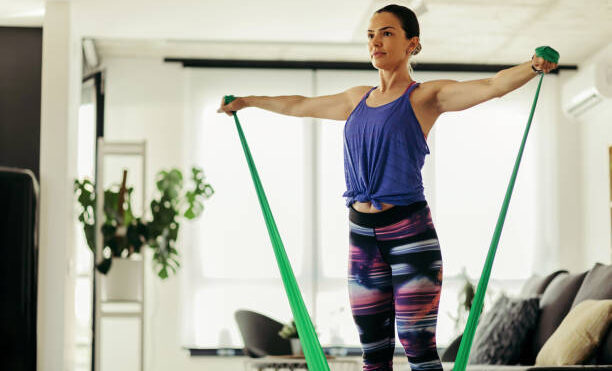 Resistance Training For Weight Control