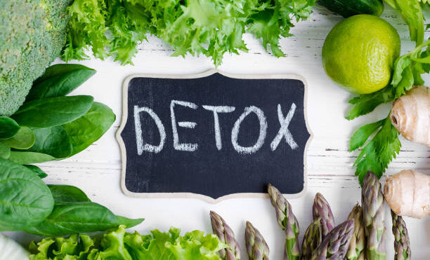 Four Foods that Detox Your Body